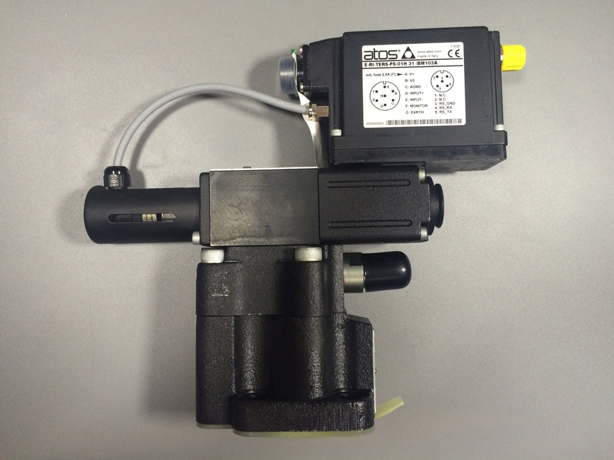 Atos Proportional Relief Valve,Model:AGMZO-TERS-PS-10 210